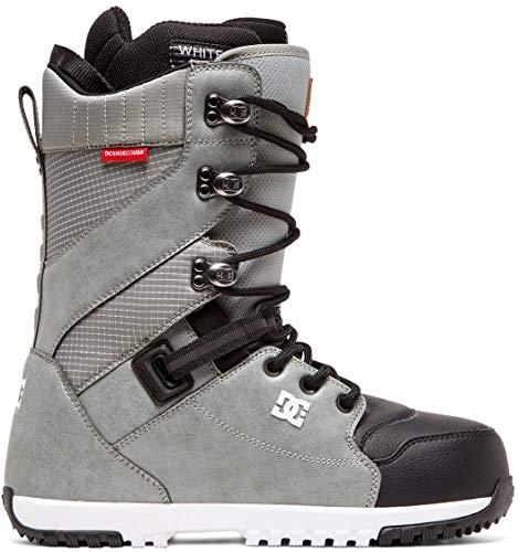 DC Mutiny Snowboard Boots Mens Sz 11 Grey