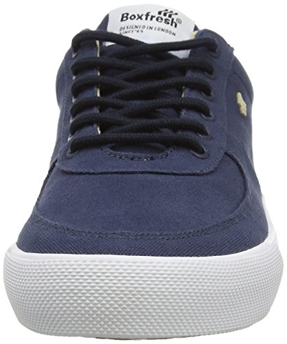 Boxfresh Herren Ackroyd Sneaker Blau (Marineblau)