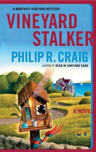 Vineyard Stalker: A Martha's Vineyard Mystery (Martha's Vineyard Mysteries) pdf epub