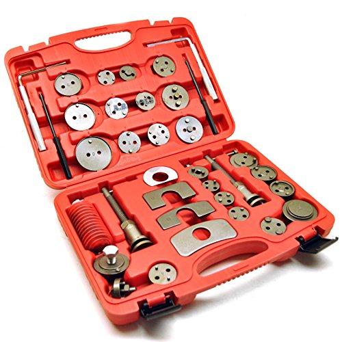 AB Tools-US Pro 35pc Universal Brake Calliper Caliper Piston Wind Back Kit Left + Right Handed by AB Tools-US Pro (Image #1)