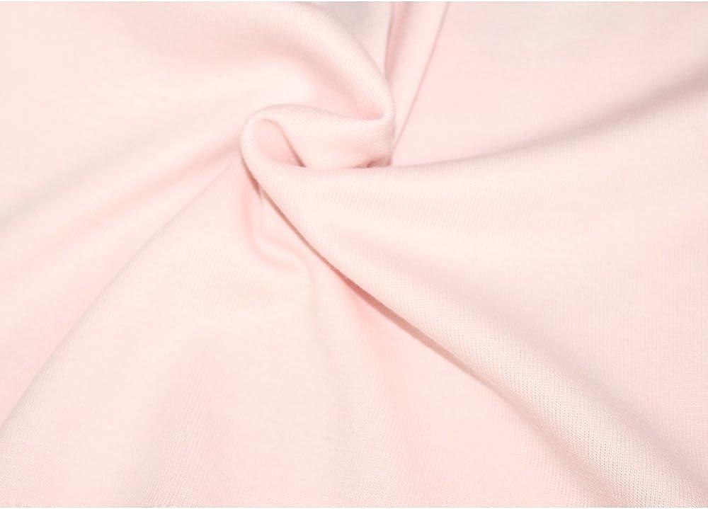 MOLYHUA Baby M/ädchen Schlafen Schlafanzug Baumwolle Baby-Nachtw/äsche Snug Fit Sleepwear Pajama Set 92 98 104 110 116 122 128