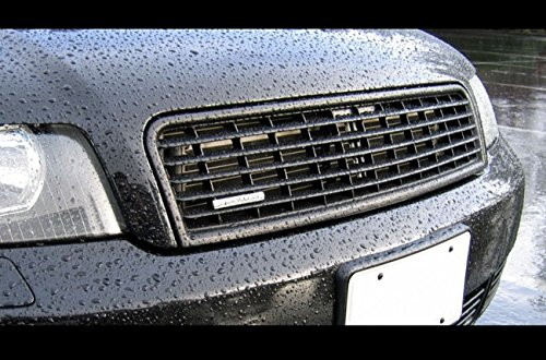 Audi Euro Headlights (Badgeless Debadged Euro Front Sport Grill For Audi A4 S4 RS B6 Quattro S Line 02-05)