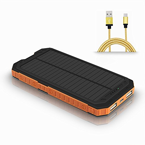 Ultralight Backpacking Solar Charger - 2