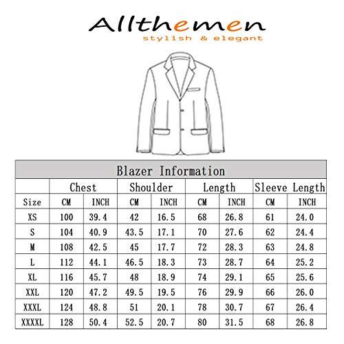 De Slim Veston Deux Jacket Blazer Homme Formel Veste Costume Gris Boutons dpfRqdaw