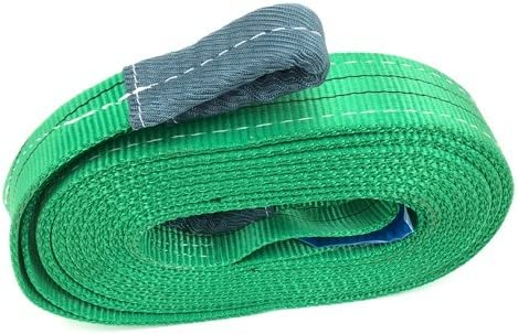 Recovery Strap 2000kg RopeServices UK 2 Tonne Tow Strap x 2 Metres