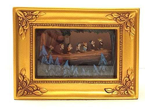 Light Box Gallery - disney gallery of light olszewski snow white seven dwarfs going home new in box