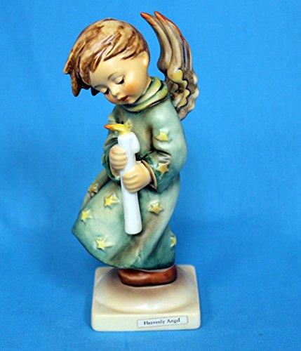 Hummel Heavenly Angel - c1972 HUM21 Heavenly Angel figurine - NEGR49