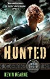 Front cover for the book Hunted by Kevin Hearne