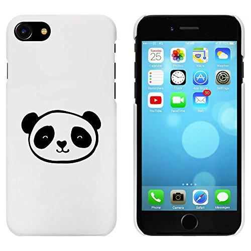 Blanc 'Tête de Panda' étui / housse pour iPhone 7 (MC00081754)
