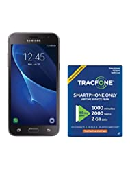 TracFone Samsung Galaxy J3 Sky 4G LTE Prepaid Smartphone with...