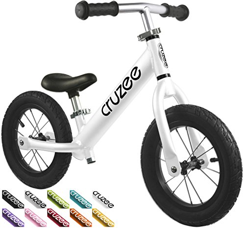 Cycling Hub Cartridge - Cruzee Ultralite Air Balance Bike (4. 8 lbs) for Ages 1. 5 to 5 Years - White