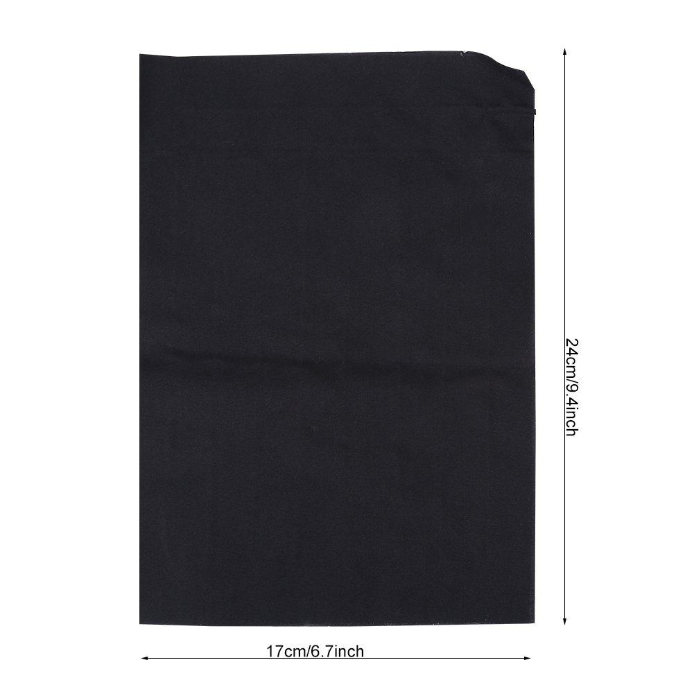 Alomejor Elektrische Heizkissen Ultra-Wide Soft Fabric Heizkissen mit Fast-Heizung Technologie f/ür Outdoor und Indoor-Aktivit/ät