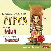 Pippa, die Elfe Emilia und die Katze Zimtundzucker (Pippa & die Elfe Emilia 1) | Barbara van den Speulhof