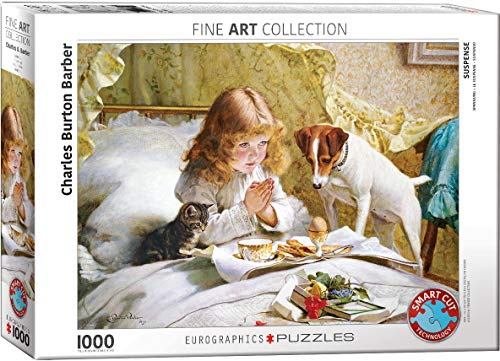EuroGraphics (EURHR Suspense by Charles Burton Barber 1000Piece Puzzle 1000Piece Jigsaw Puzzle from EuroGraphics
