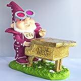 Elton Gnome Statue