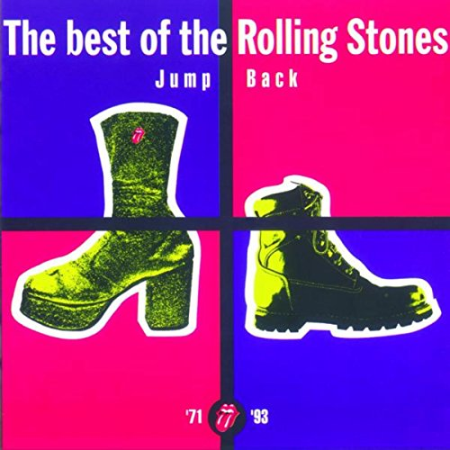 Jump Back Best Rolling Stones