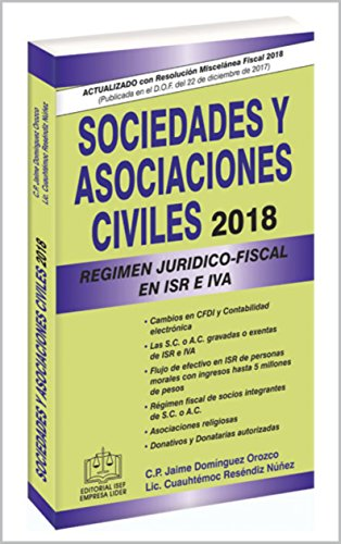 Amazon.com: SOCIEDADES Y ASOCIACIONES CIVILES RÉGIMEN ...