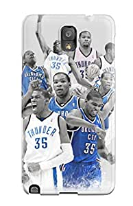 Defender Case With Nice Appearance (kevin Duranthd ) For Galaxy Note 3