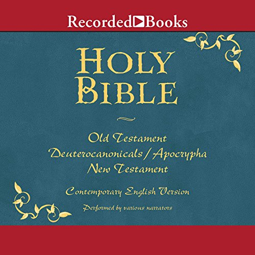 The Holy Bible: Old and New Testament cover