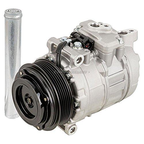 AC Compressor w/A/C Drier For Land Rover Range Rover - BuyAutoParts 60-88851R2 New (Range Rover Ac Compressor)