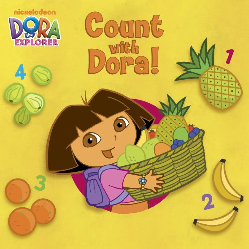 Count Dora (Count with Dora! (Dora the Explorer))