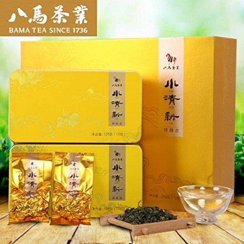 252g Bama tea Anxi TieGuanYin tea Fen Tikuanyin 1 small fresh Oolong 安溪铁观音 清香型茶叶 by Yichang Yaxian Food LTD.