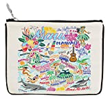 Catstudio Maui Zip Pouch   Use as Wallet, Clutch, Handbag or Makeup Bag