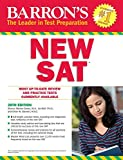 Image of Barron's NEW SAT, 28th Edition (Barron's Sat (Book Only))