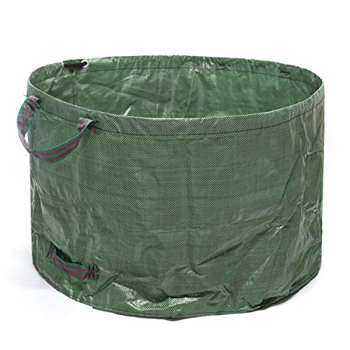 - GearTaker Bulk Bags Garden Waste Bags Reusable and Collapsible Lawn Leaf Container 63 Gallons
