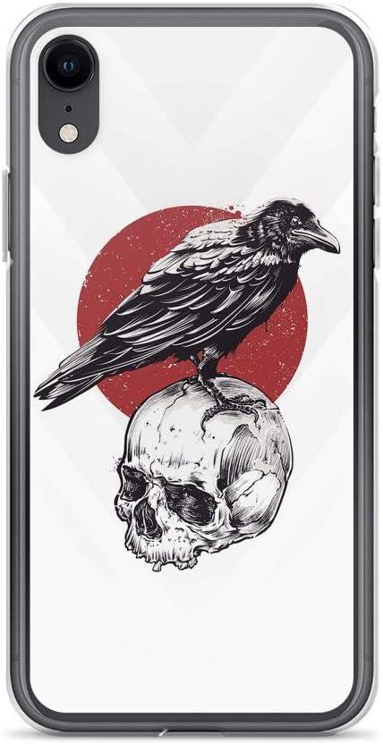 coque iphone 8 corbeau