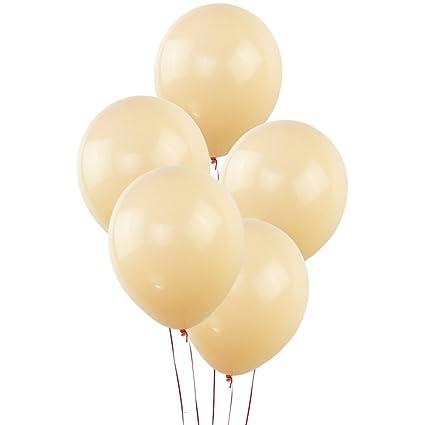 Amazon kumeed champagne balloons latex balloons globos party kumeed champagne balloons latex balloons globos party birthday wedding balloons pack of 100 junglespirit Images