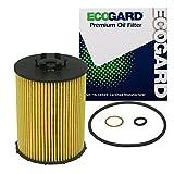 rolls royce parts - ECOGARD X5564 Cartridge Engine Oil Filter for Conventional Oil - Premium Replacement Fits BMW 750Li, X5, 650i, 550i, 750i, 760Li, 760i / Rolls-Royce Phantom