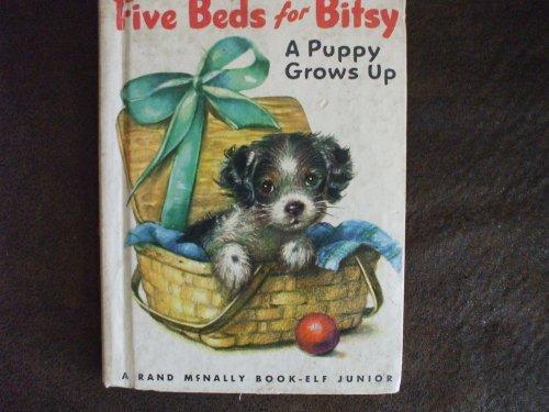 Five Beds for Bitsy Junior Elf Book