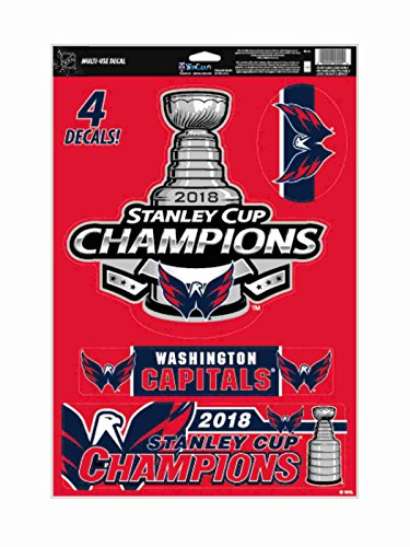 WinCraft Washington Capitals Official NHL 11