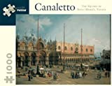 The Square of St. Mark's, Venice by Canaletto Jigsaw Puzzle
