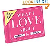 #9: Knock Knock What I Love About You Fill In The Love Journal