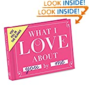 #2: Knock Knock What I Love About You Fill In The Love Journal