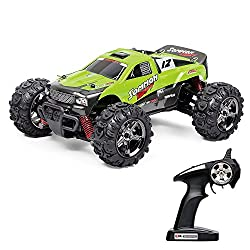 2pcs Battery for Vatos VL-BG1510 RC Car Off Road High Speed 4WD 40km/h 1:24 Scale 50M Remote Control 30mins Playing Time 2.4GHz Electric Vehicle