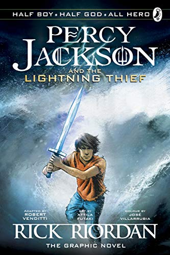 Percy Jackson and the Lightning Thief: The Graphic Novel (Percy Jackson and the Olympians)