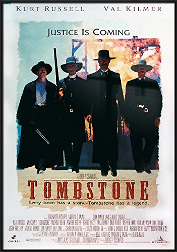 Tombstone - Framed Movie Poster / Print