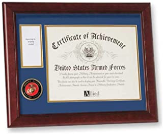 product image for flag connections U.S. Marine Corps Medal and Award Frame with Medallion -13 x 16
