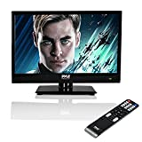 "Upgraded Premium 15.6"" 1080p LED TV, Multimedia"