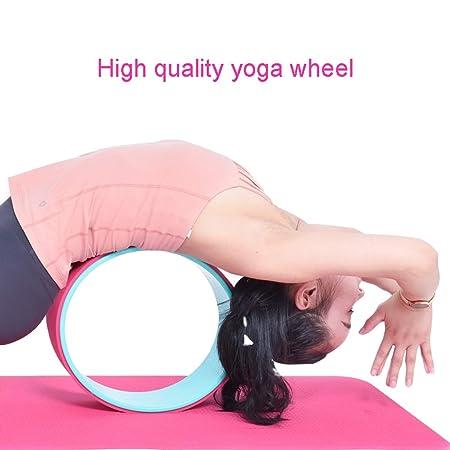 Yoga-Wheel Anillo de Entrenamiento,para Mejorar la ...