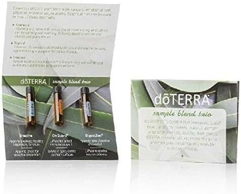 doTerra Essential Oil Blends Samples