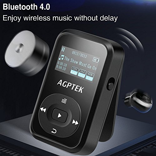 Buy bluetooth mp3 player for running