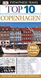 Front cover for the book Top 10 Copenhagen by Antonia Cunningham