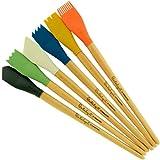 Princeton Artist Brush, Catalyst Blade Size 30, 6 Piece Set