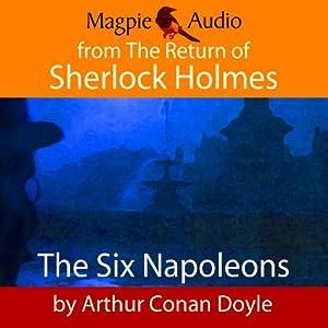 The Six Napoleons Audiobook