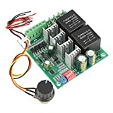 DC Motor Speed Controller Multi-Function Governor Automatic Switch Speed Regulator Control Module