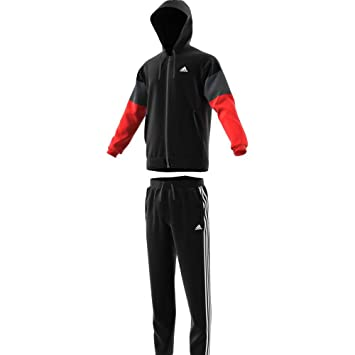 adidas Herren Trainingsanzug MTS Co MVP: : Sport